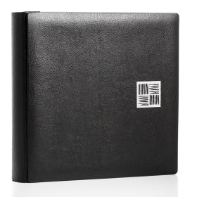 Album Włoski  31x31cm Tokio nero / 50 kart