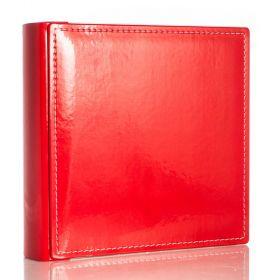 Album Włoski 31x31cm Vernice Rosso/ 50 kart