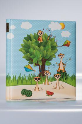 Album Goldbuch Surykatki 30 kart 30x31