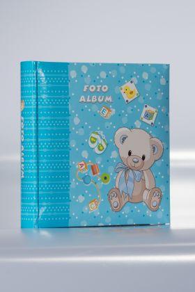 Album dziecięcy Bear Blue 200 zdjęć 10x15