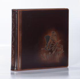 Album Fotograficzny Exclusive Motyl 33x33cm  /50 kart