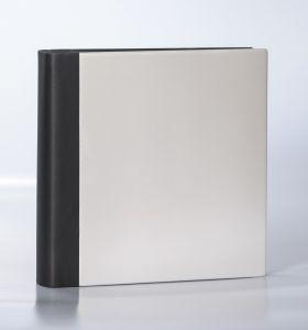 Album Włoski 31x31 Shine Bianco Nero 50 kart