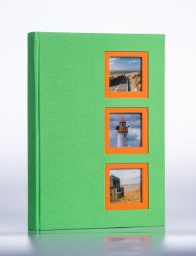 Album Goldbuch View zielony 300 zdjęć / 10x15