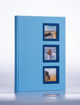 Album Goldbuch View niebieski 300 zdjęć / 10x15