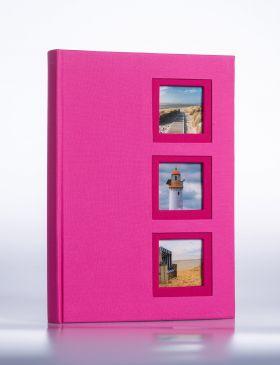 Album Goldbuch View różowy 300 zdjęć / 10x15