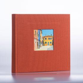 Album Goldbuch Bella Vista - miedziany czarna karta / 200 zdjęć 10x15