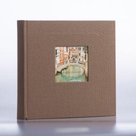 Album Goldbuch Bella Vista - cappuccino czarna karta / 200 zdjęć 10x15