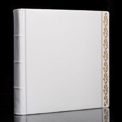 Album Fotograficzny Exclusive Blanc 33x33cm /50 kart