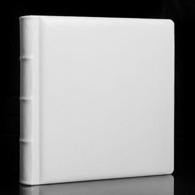 Album Fotograficzny Exclusive BLANC  25x25cm /20 kart B