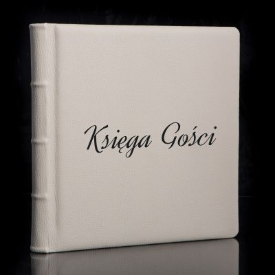 Księga Gości 30x30cm  Exclusive