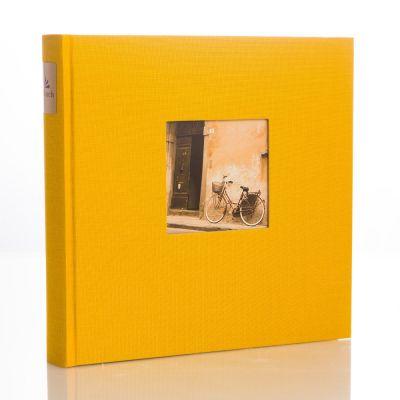 Album Goldbuch Bella Vista - żółty /200zdjęć10x15