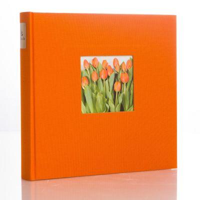 Album Goldbuch Bella Vista - pomarańczowy /200zdjęć10x15