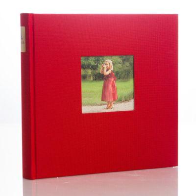 Album Goldbuch Bella Vista - czerwony /200zdjęć10x15