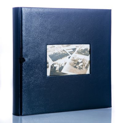 Album HENZO Edition 30x30cm/granatowy/50kart