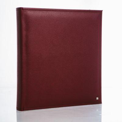 Album WALTHER DE LUXE bordo 28x30cm 35kart