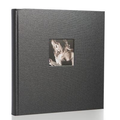 Album GOLDBUCH Chromo anthrazit 30x31cm /30kart