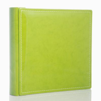 Album Włoski 31x31cm Vernice Verde / 50 kart