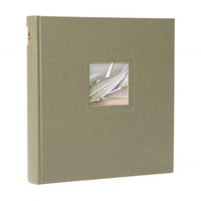 Album Goldbuch Natura - oliwkowy 31x30 30kart