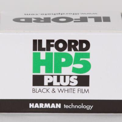 Film czarno-biały Ilford HP5 400
