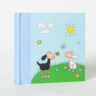 Album Goldbuch Happy Sheep blue /200zdjęć10x15