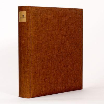 Album Goldbuch Summertime 50 kart 31x30 miedziany