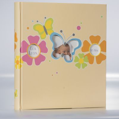 Album Walther Motyle 30 kart 28x30