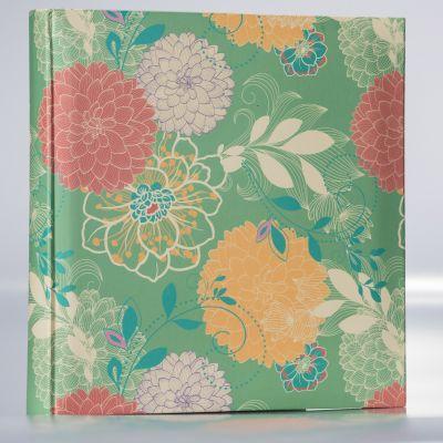 Album Goldbuch Florence zielony 50 kart 30x31