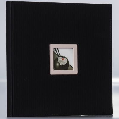 Album WALTHER Black&White czarny 25 kart 30x30