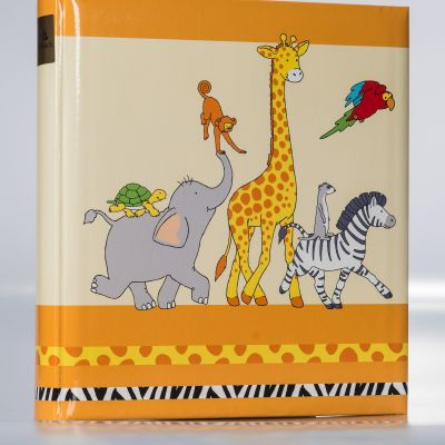Album Goldbuch Africa Animals 30 kart 30x31