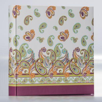 Album Goldbuch Paisley fioletowy 200 zdjęć 10x15
