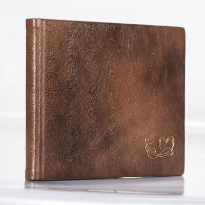 Album Exclusive M07 30x40 z pudełkiem - skóra naturalna 20 kart