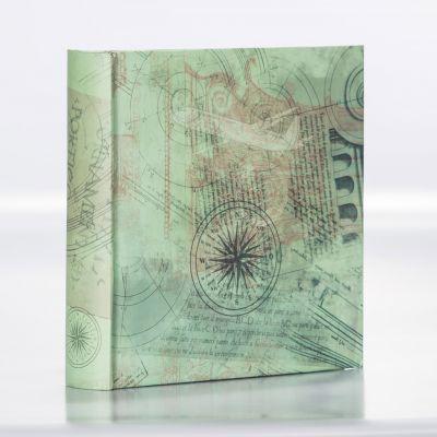 Album Goldbuch Traveler 200 zdjęć 10x15 zielony
