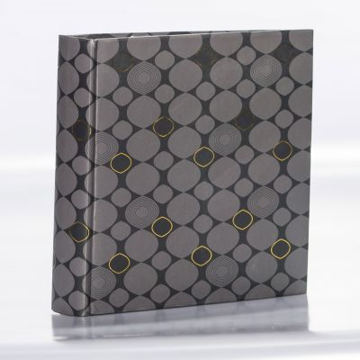 Album Goldbuch Lynx szary 200 zdjęć 10x15 czarna karta