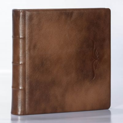 Album Exclusive - skóra naturalna M05 33x33cm/50 kart