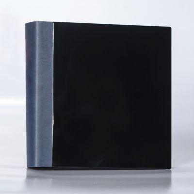 Album Włoski 31x31 Shine Nero Blu 50 kart
