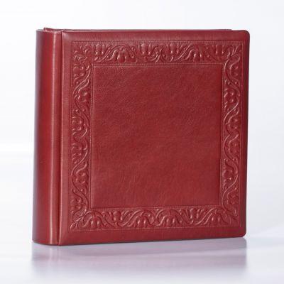 Album Włoski 31x31 Elite Rosso Antico Barocco 50 kart