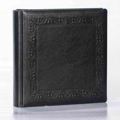 Album Włoski 31x31 Elite Nero Barocco 50 kart