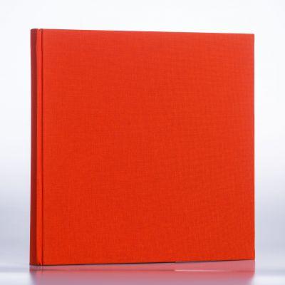 Album Walther Avana pomarańczowy 30x30 / 25 kart