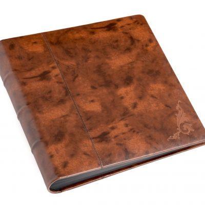 Album Exclusive BRUN CLAIR MP - 33x33cm/50 kart