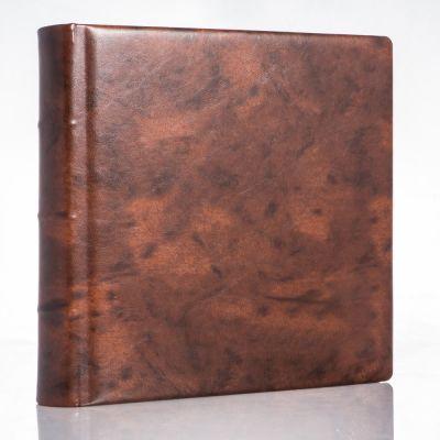 Album Exclusive BRUN CLAIR  - 33x33cm/50 kart