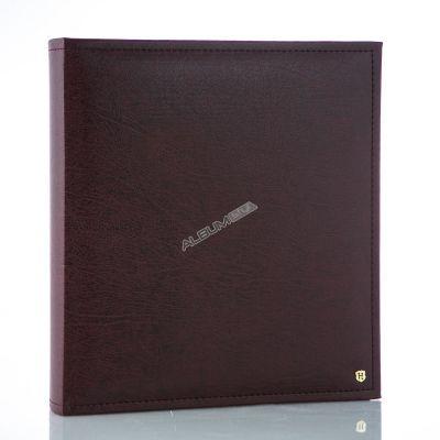Album HENZO LONZO bordo 28x30cm 35kart
