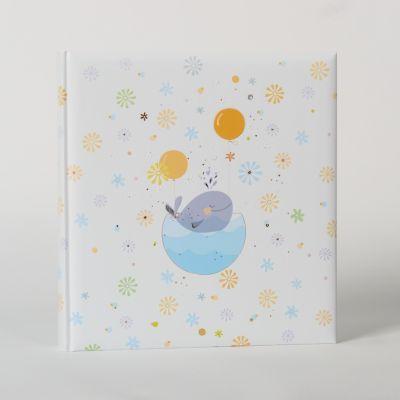 Album Goldbuch Mały Wieloryb blue 31x30 30 kart