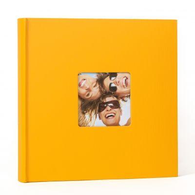 Album WALTHER Fun Żółty/50 kart