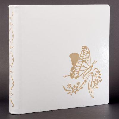 Album Fotograficzny Exclusive Motyl B 33x33cm  /50 kart