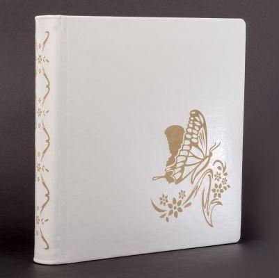 Album Fotograficzny Exclusive Motyl W 33x33cm  /50 kart