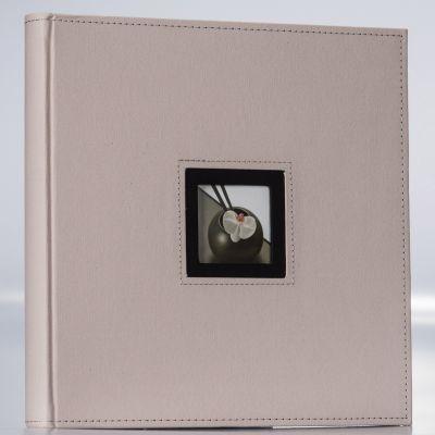 Album WALTHER Black&White szary 25 kart 30x30