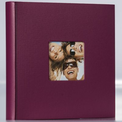 Album WALTHER Fun Fioletowy 20 kart