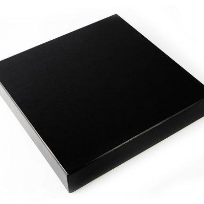Pudełko na album Czarne 27x27