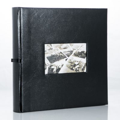 Album HENZO Edition 30x30cm/czarny/50kart