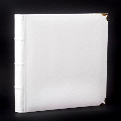 Album Fotograficzny Exclusive BLANC Gold 33x33cm  /40 kart